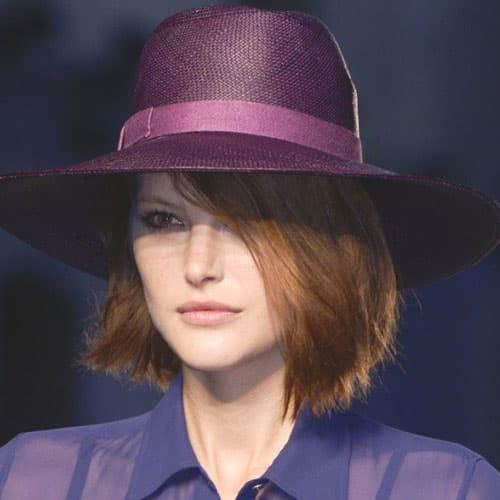 каре под шляпу