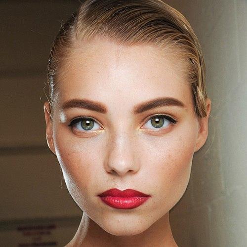 как правильно снимать макияж с лица
