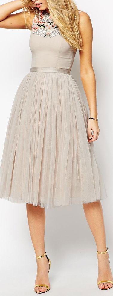 фатиновая юбка-пачка с блузой