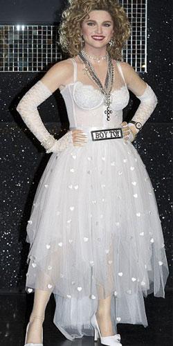с чем носить юбку-пачку Мадонна