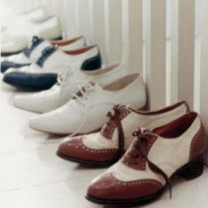 туфли в мужском стиле