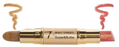 двухсторонний стик Jane Iredale Sugar Butter Lip Exfoliator