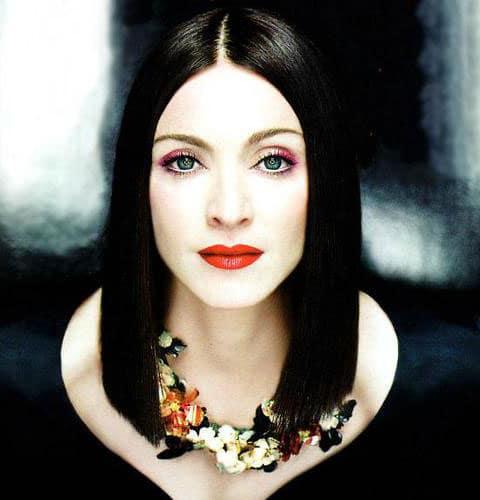 Как красить ресницы секреты  визажиста Мадонны