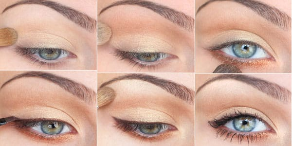 фото макияж на каждый день второй вариант