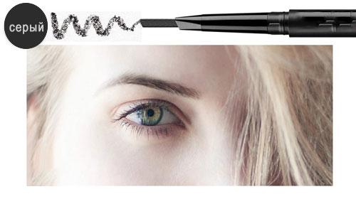 как подобрать карандаш для бровей правильно блондинки