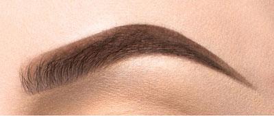 макияж бровей помадой Lasplash