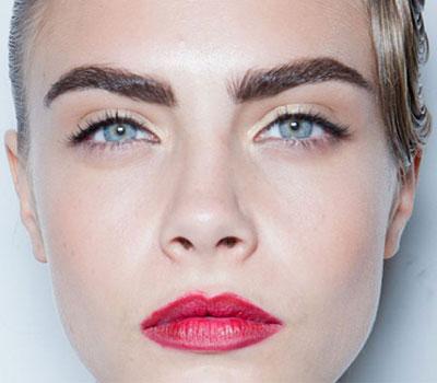 Как правильно подкрашивать брови