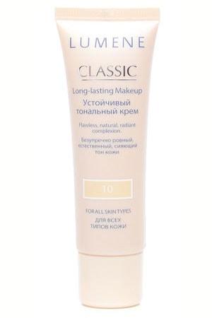 тональный крем для жирной кожи Lumene Classic